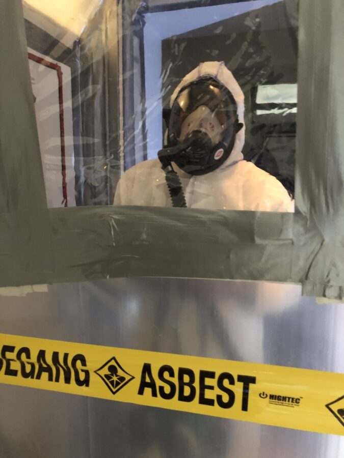Asbest en Chroom-6 verwijderen